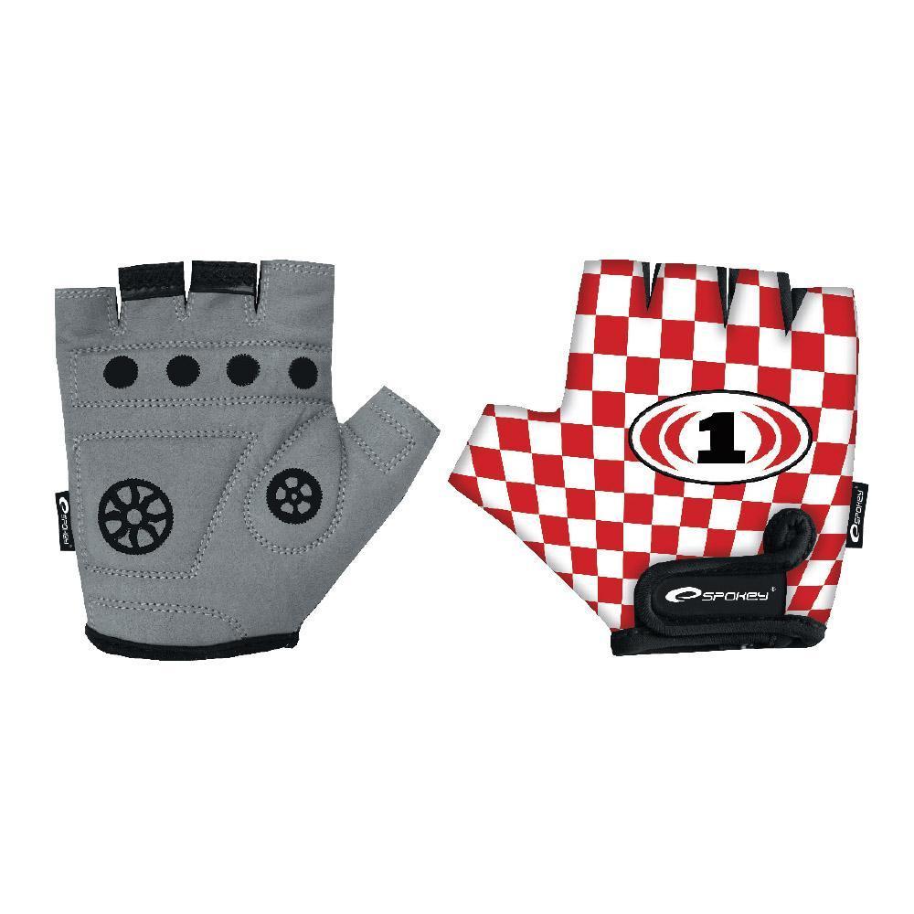 RACE GLOVE - Dětské cyklistické rukavice