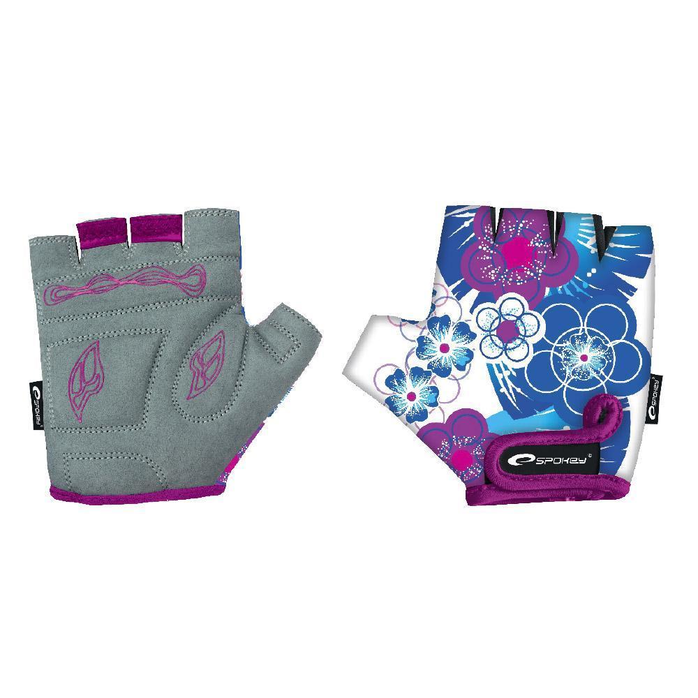 BLUE GLOVE - Dětské cyklistické rukavice
