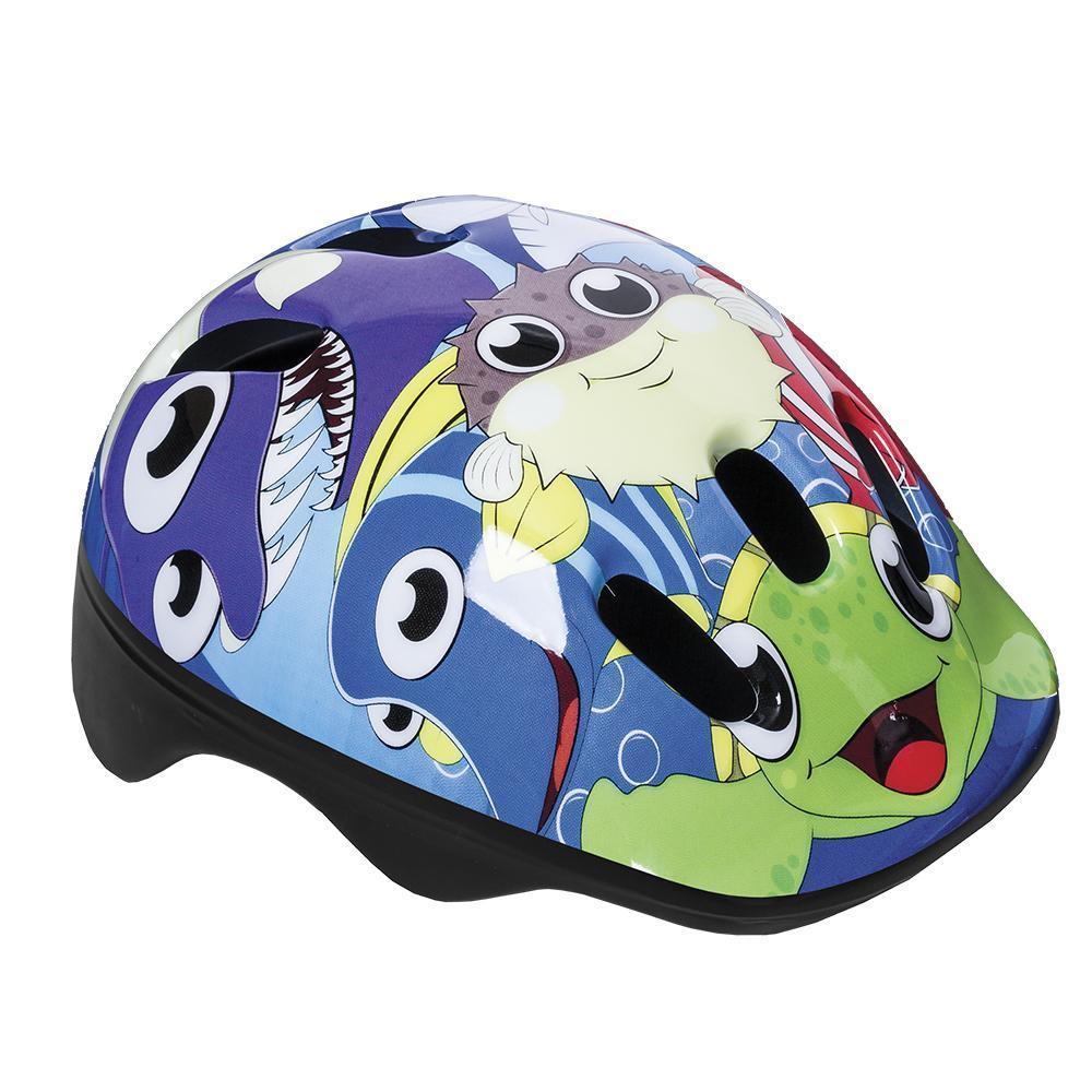 FISH - Dětská cyklistická přilba