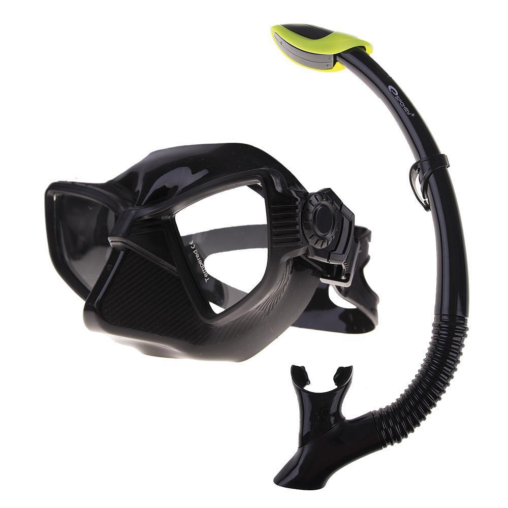 TALON - Zestaw do nurkowania: maska, fajka