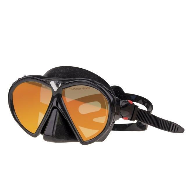 MIRROR - Maska pływacka