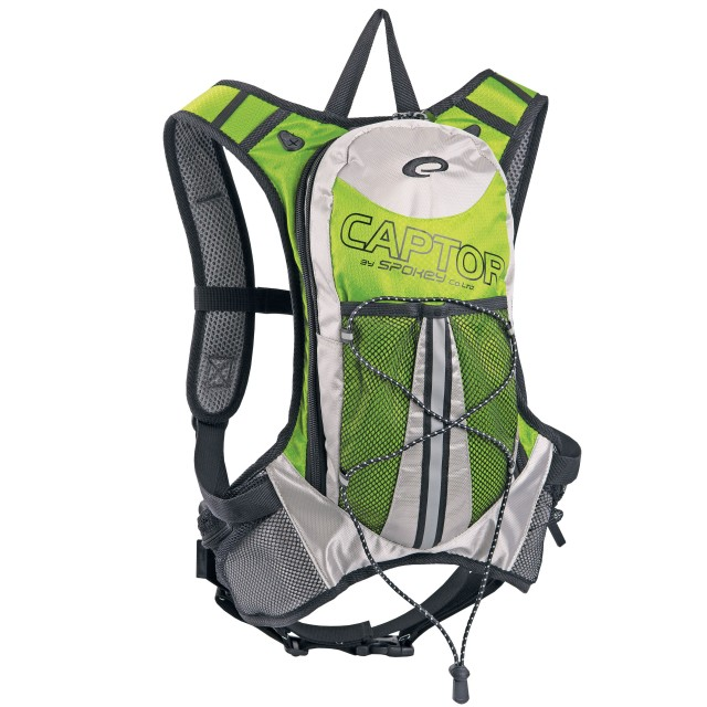 CAPTOR - Plecak rowerowy