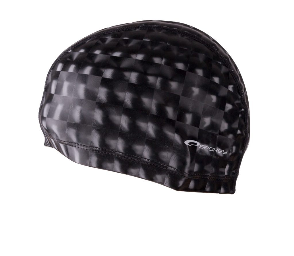 TORPEDO 3D - Doppellagige Badekappe