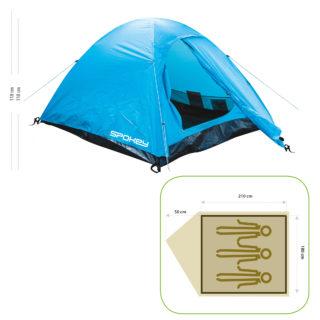 CHINOOK 3 - Tent