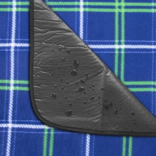 Picnic Checkered - Pikniková deka