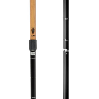 WOOD - Nordic Walking Poles