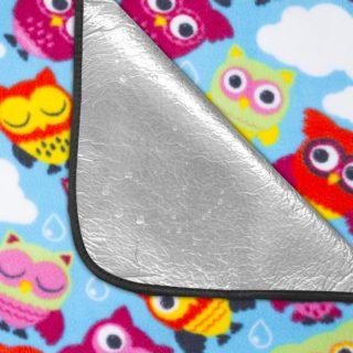 PICNIC OWL - Pikniková deka