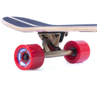 PIN UP 2 - Longboard