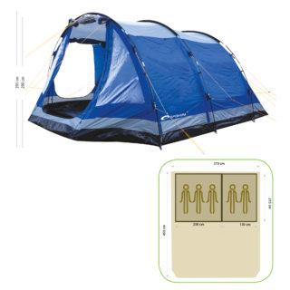 YOSEMITE 2+3 - Campingzelt
