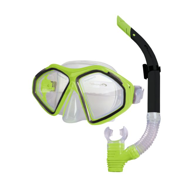 KRAKEN II - Diving set – mask + snorkel