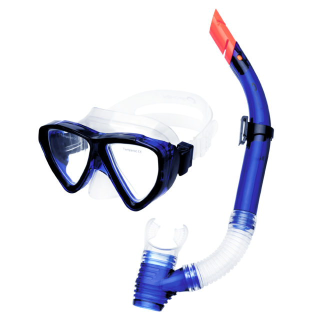QUARIUS JUNIOR - Diving set