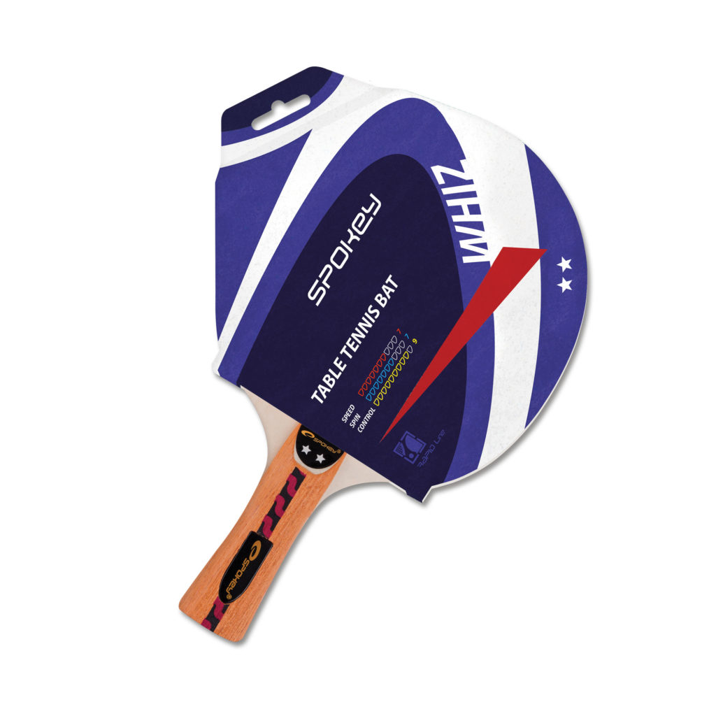 WHIZ - Table tennis bats