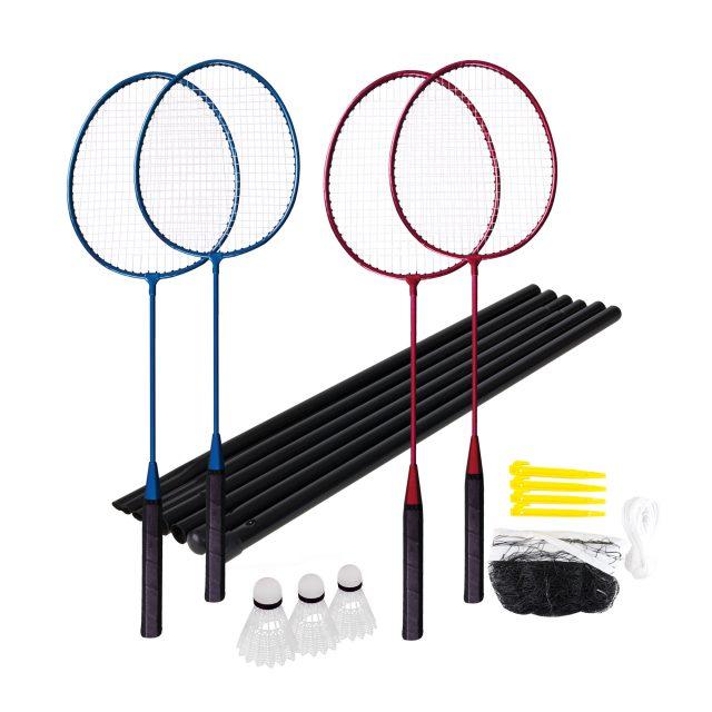 FUN START - Zestaw do badmintona