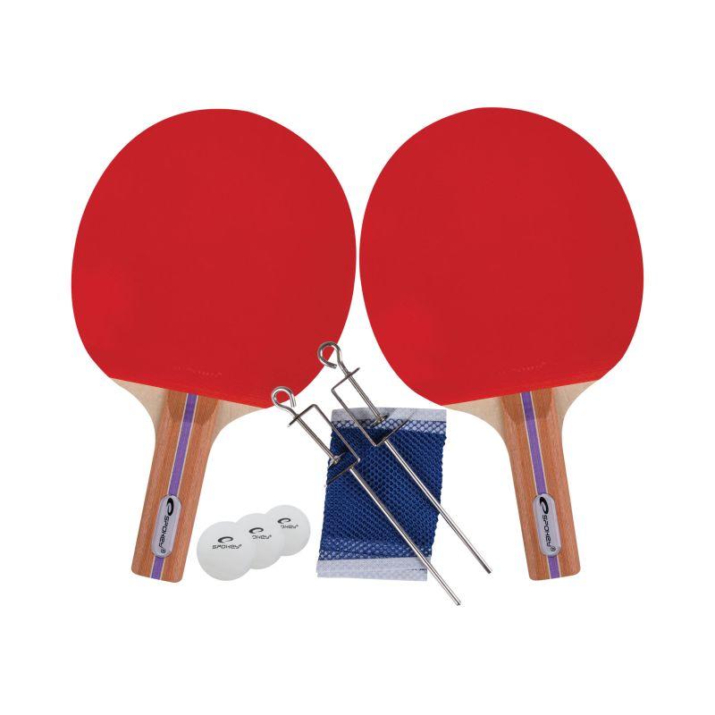 ALPHA SET - Zestaw do tenisa stołowego