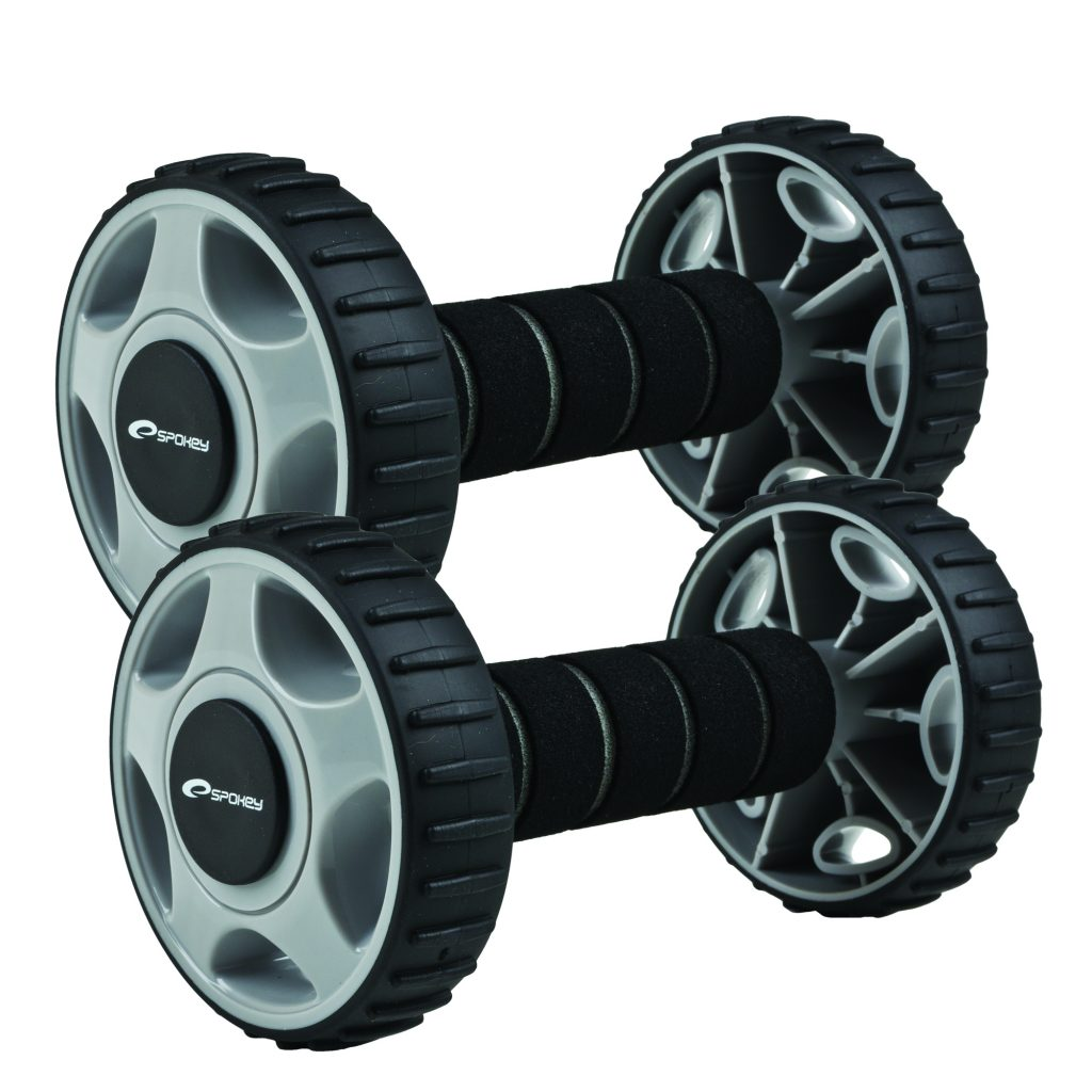 DOUBLE WHEEL - Roller with two wheels