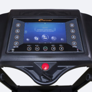 ALHENA - Motorized treadmill