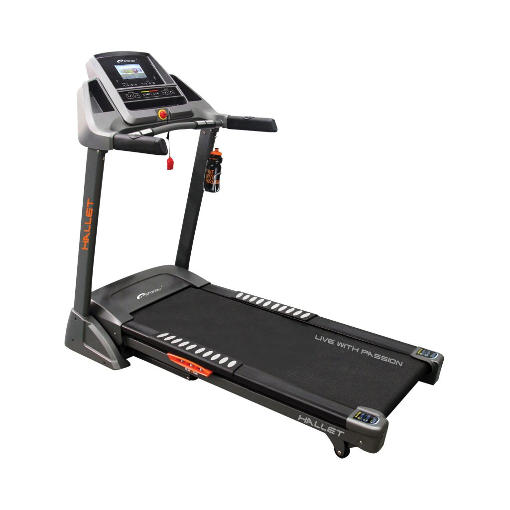 HALLET - Motorized treadmill