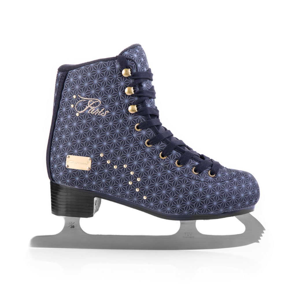 PARIS - Figure skates