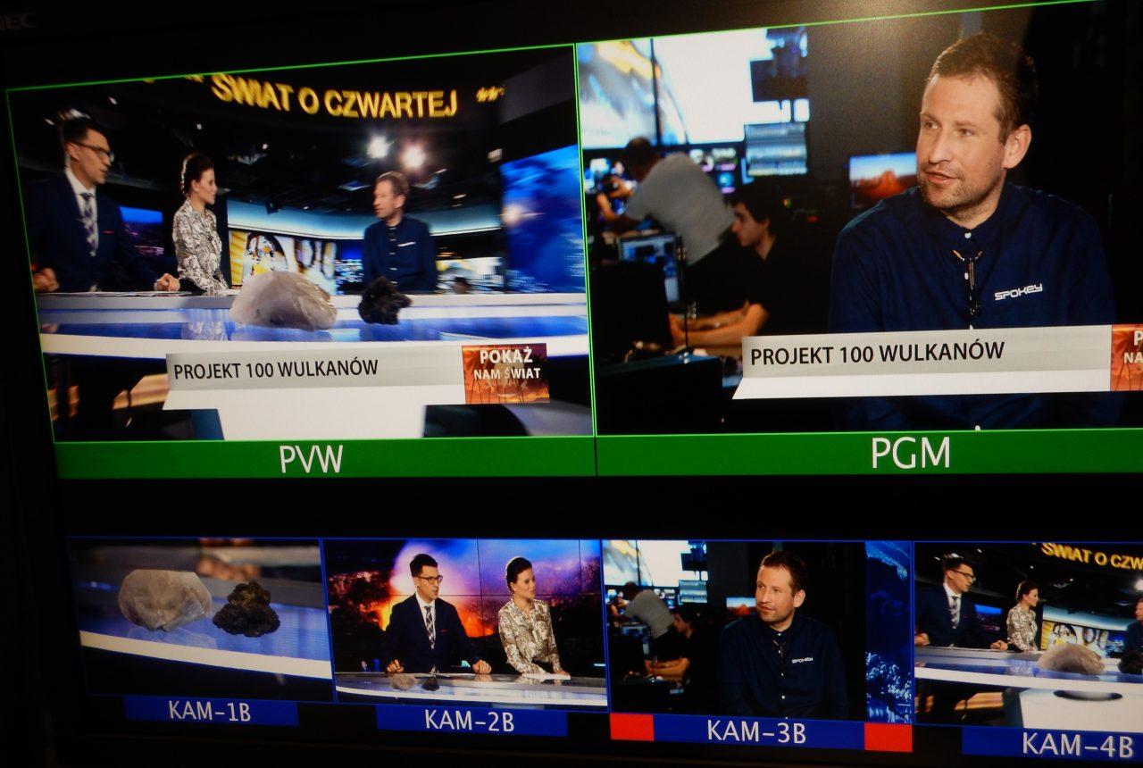 Grzegorz Gawlik w TVN24BiŚ!