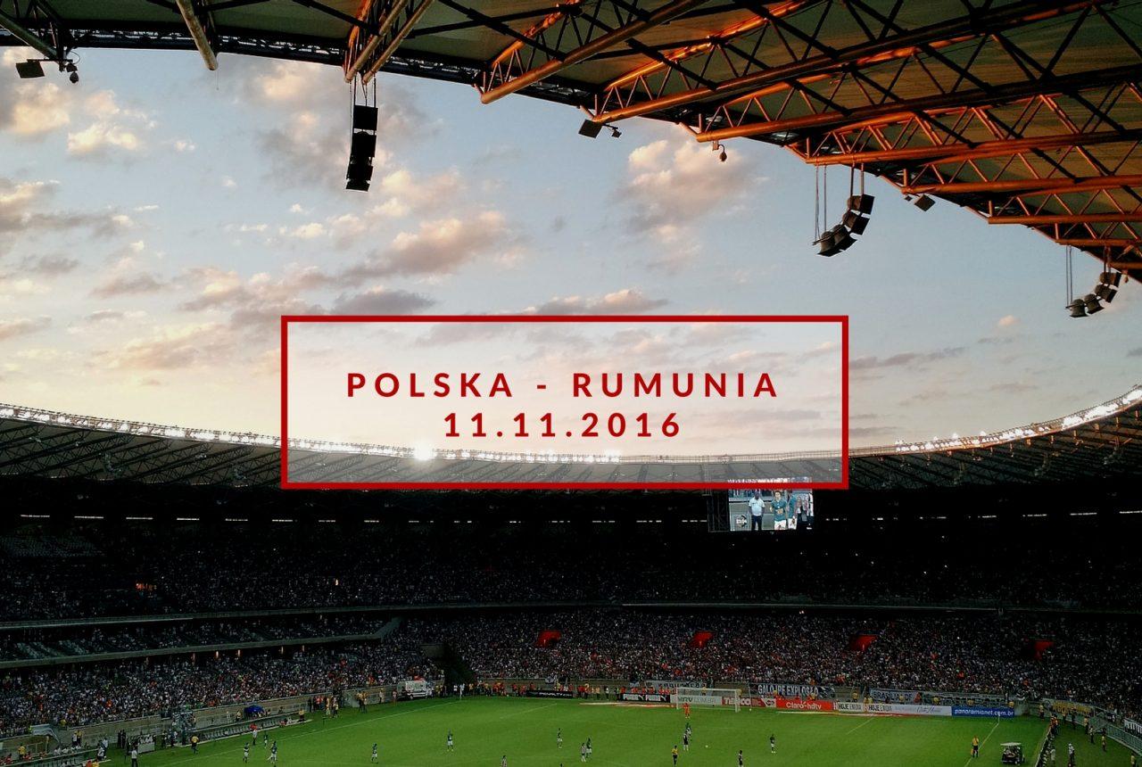 Polska zmierzy się z reprezentacją Rumunii