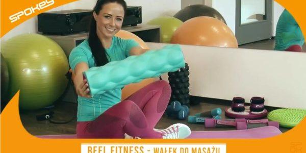 Ćwiczenia z wałkiem fitness