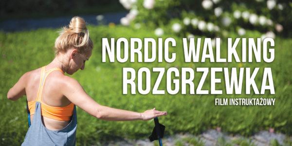 Nordic Walking z Klaudią Sobczyk: rozgrzewka