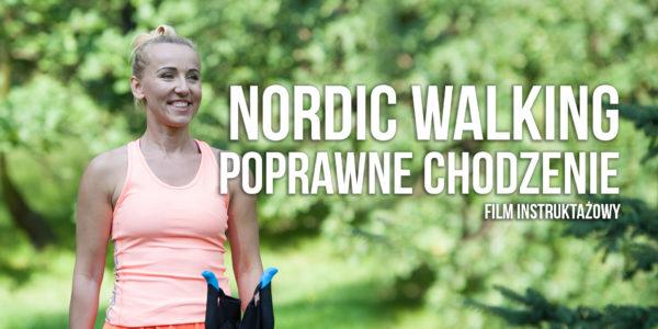 Nordic Walking z Klaudią Sobczyk: poprawne chodzenie
