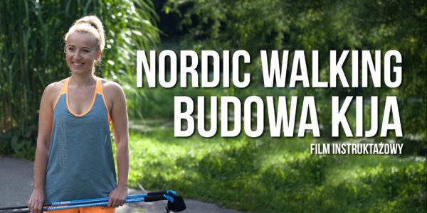 Nordic Walking z Klaudią Sobczyk: budowa kija