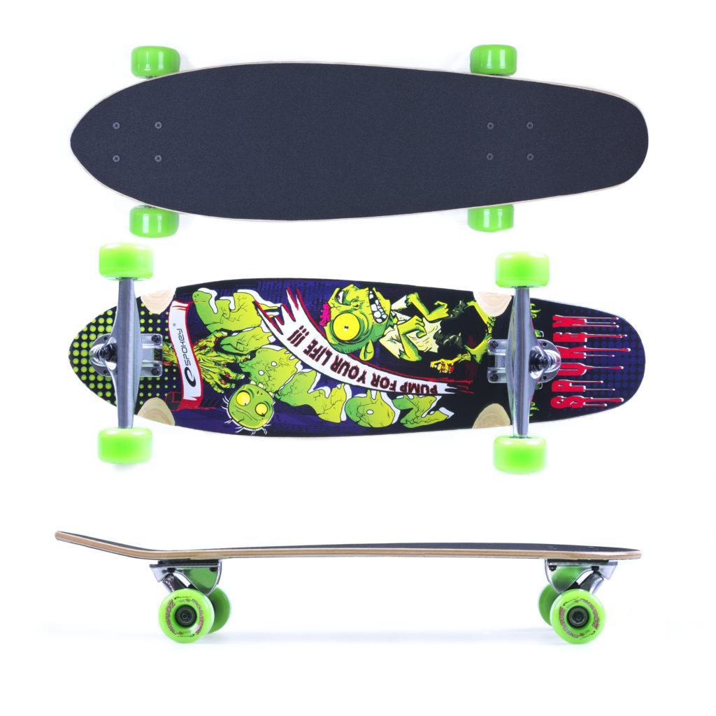 ZOMBIE - Longboard