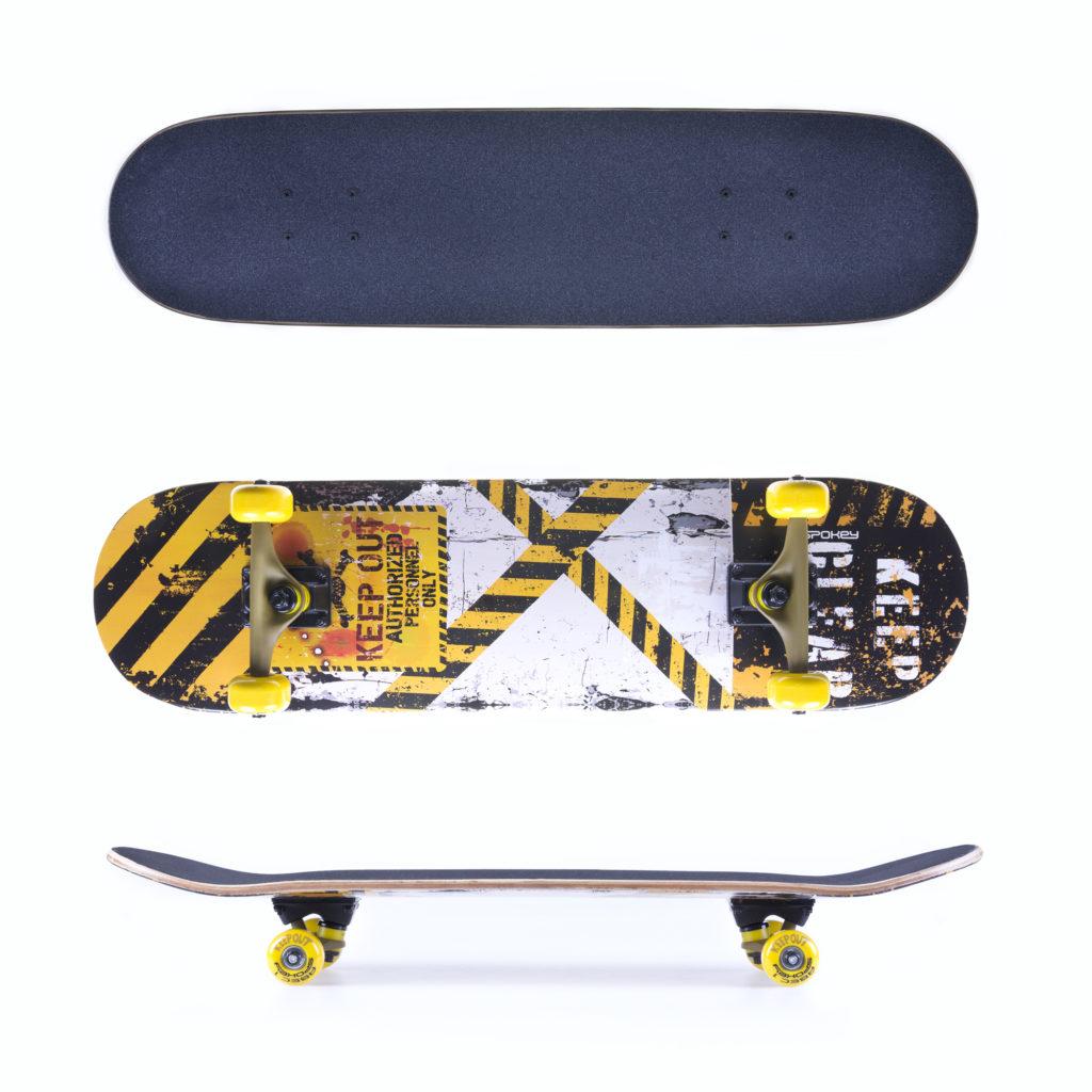KEEPOUT - Skateboard