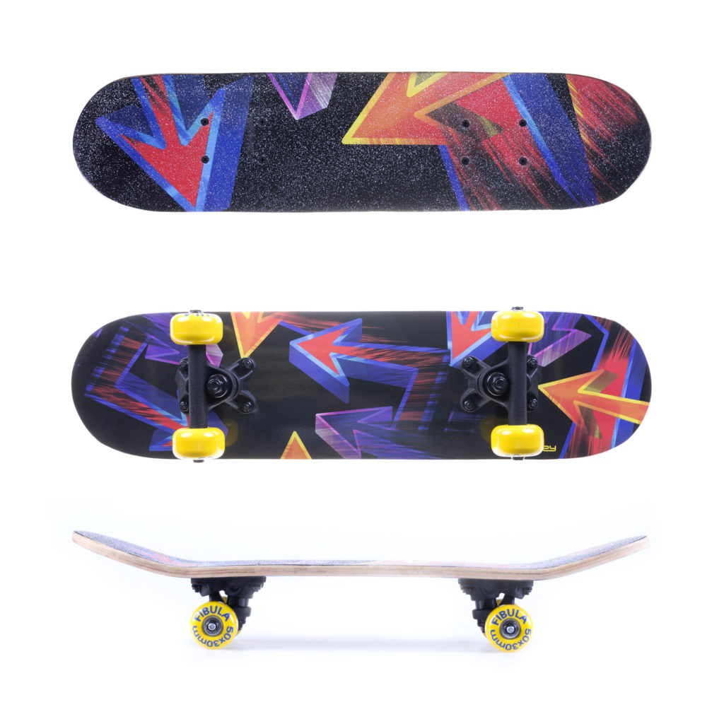 FIBULA - Skateboard