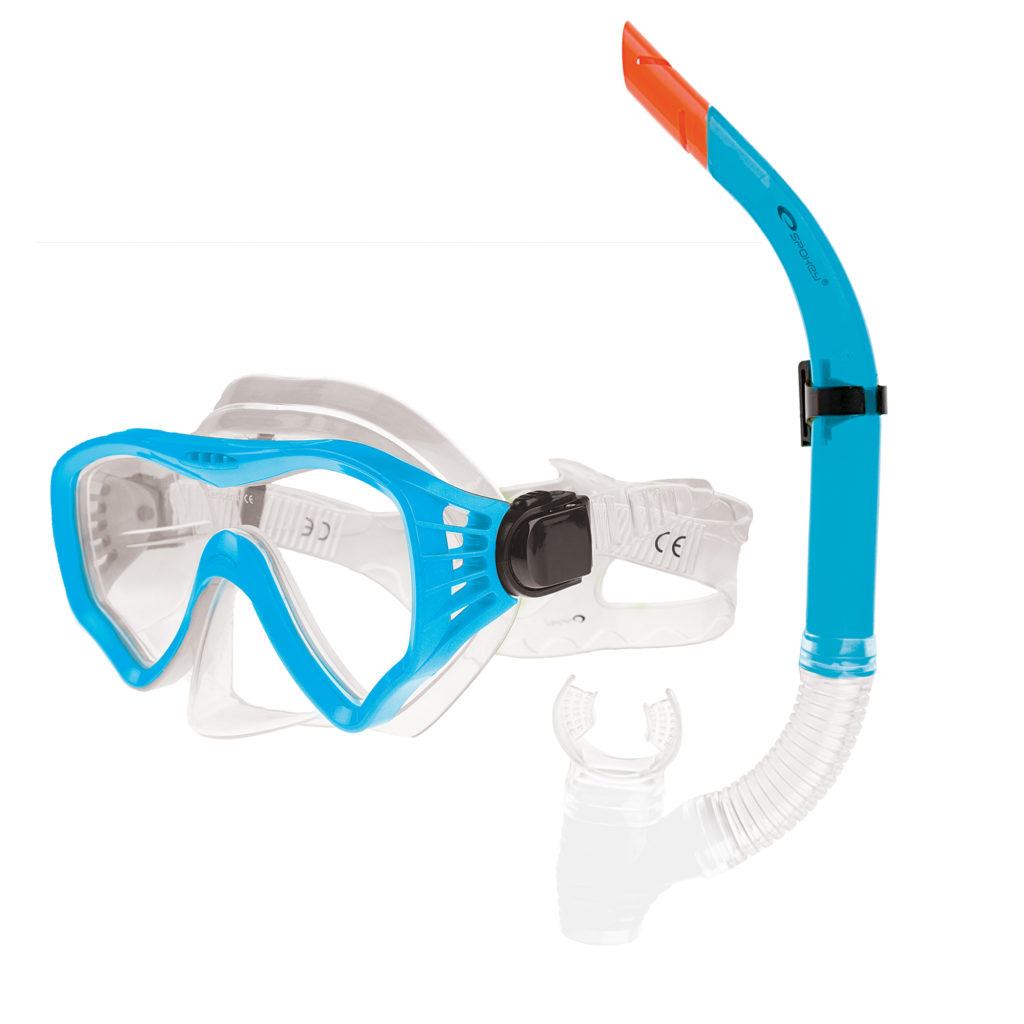 GOMERA - Diving set – mask + snorkel