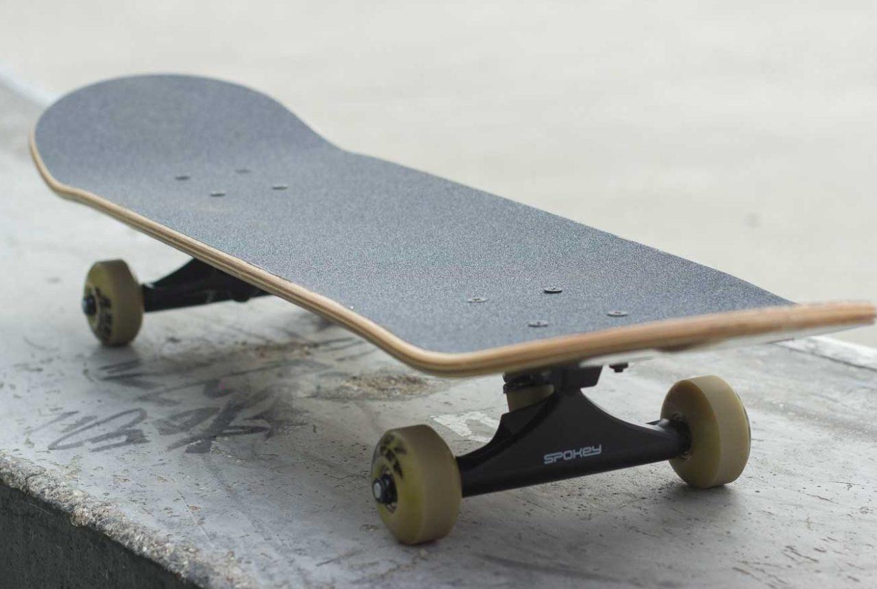 Test: RENEGADE skateboard
