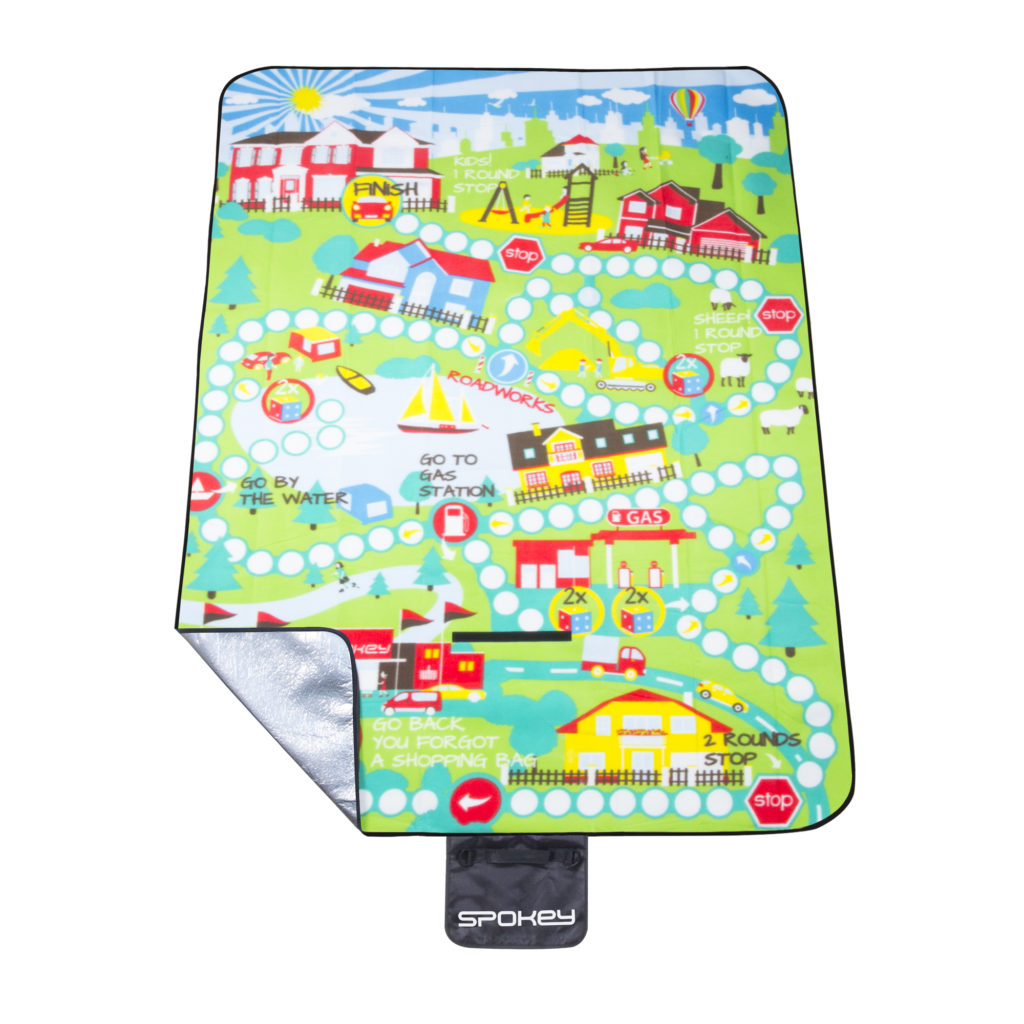 PICNIC BOARDGAME - Picknickdecke