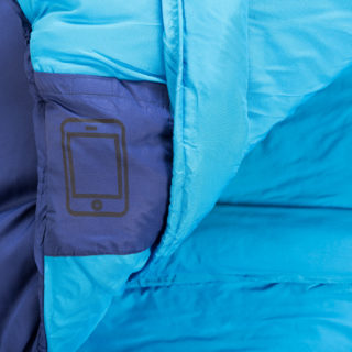 SHELTER II - Sleeping bag