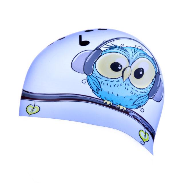 STYLO JR - Plavecká čepice