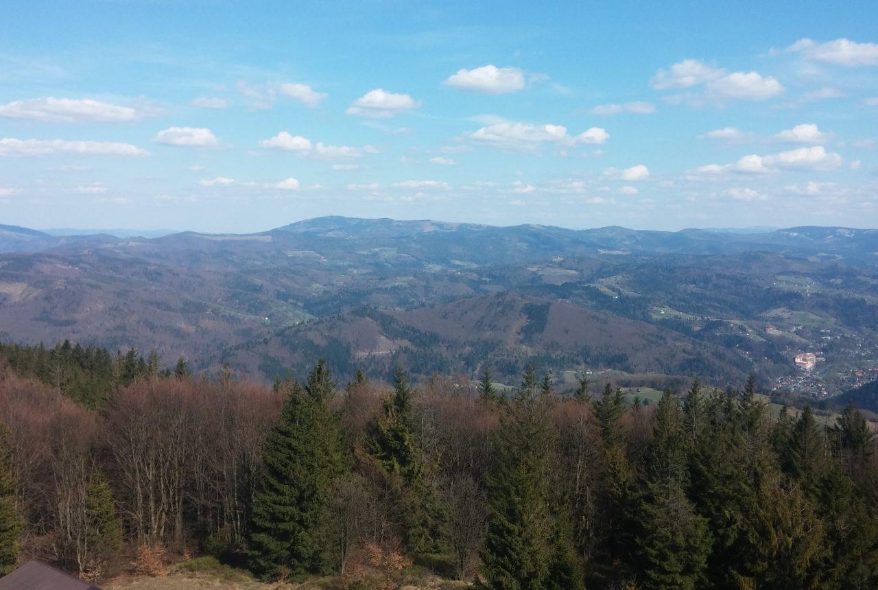Gdzie można się wybrać w góry z Ustronia?