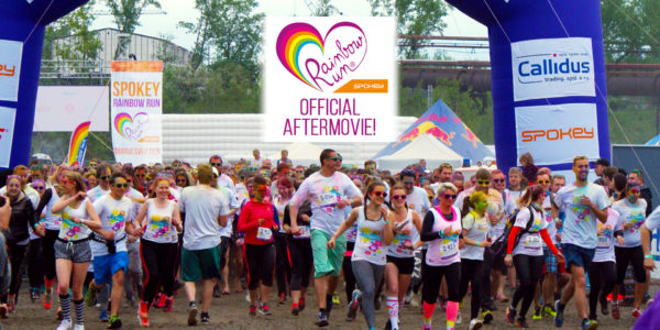SPOKEY Rainbow Run Ostrava-Official AfterMovie