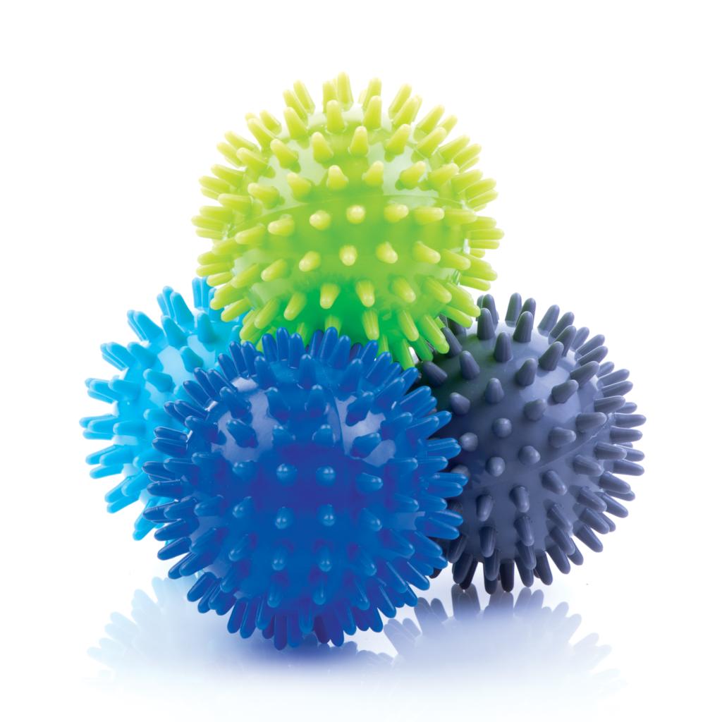 GRESPI II - Zestaw piłeczek relaksacyjnych