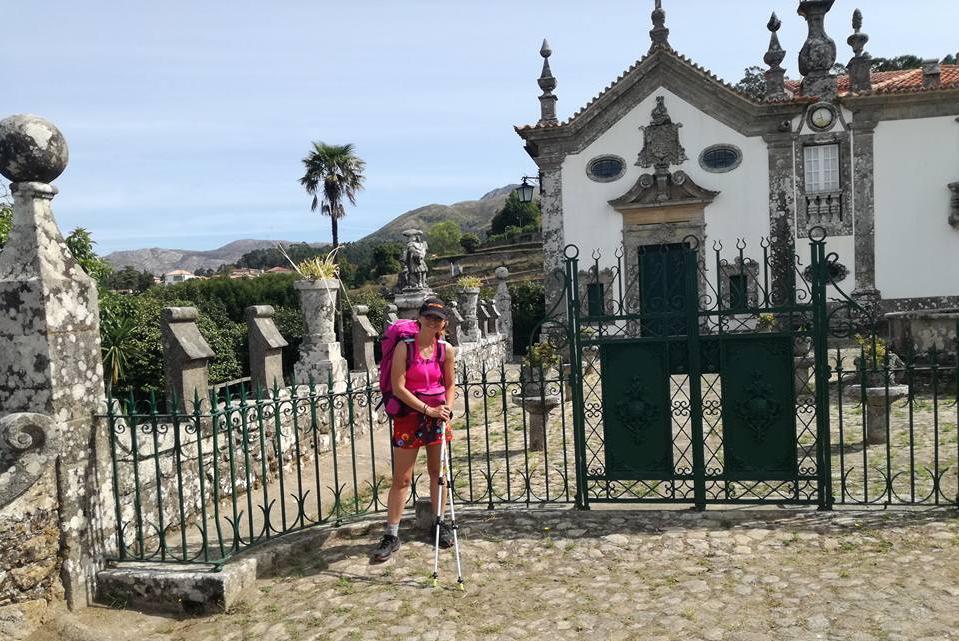 El Camino. Portugalska 2017