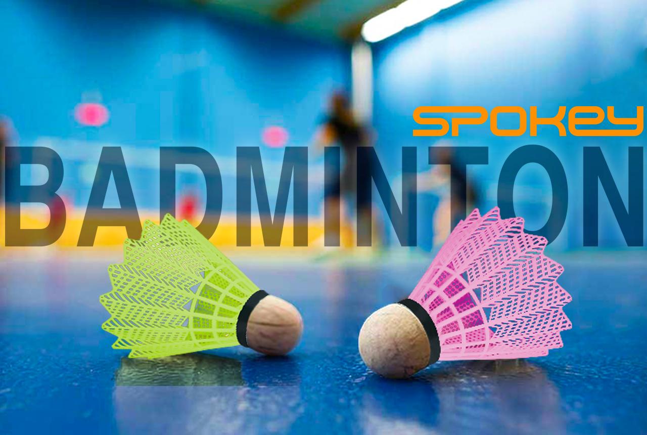 Badminton – posiluje tělo a pomáhá zhubnout