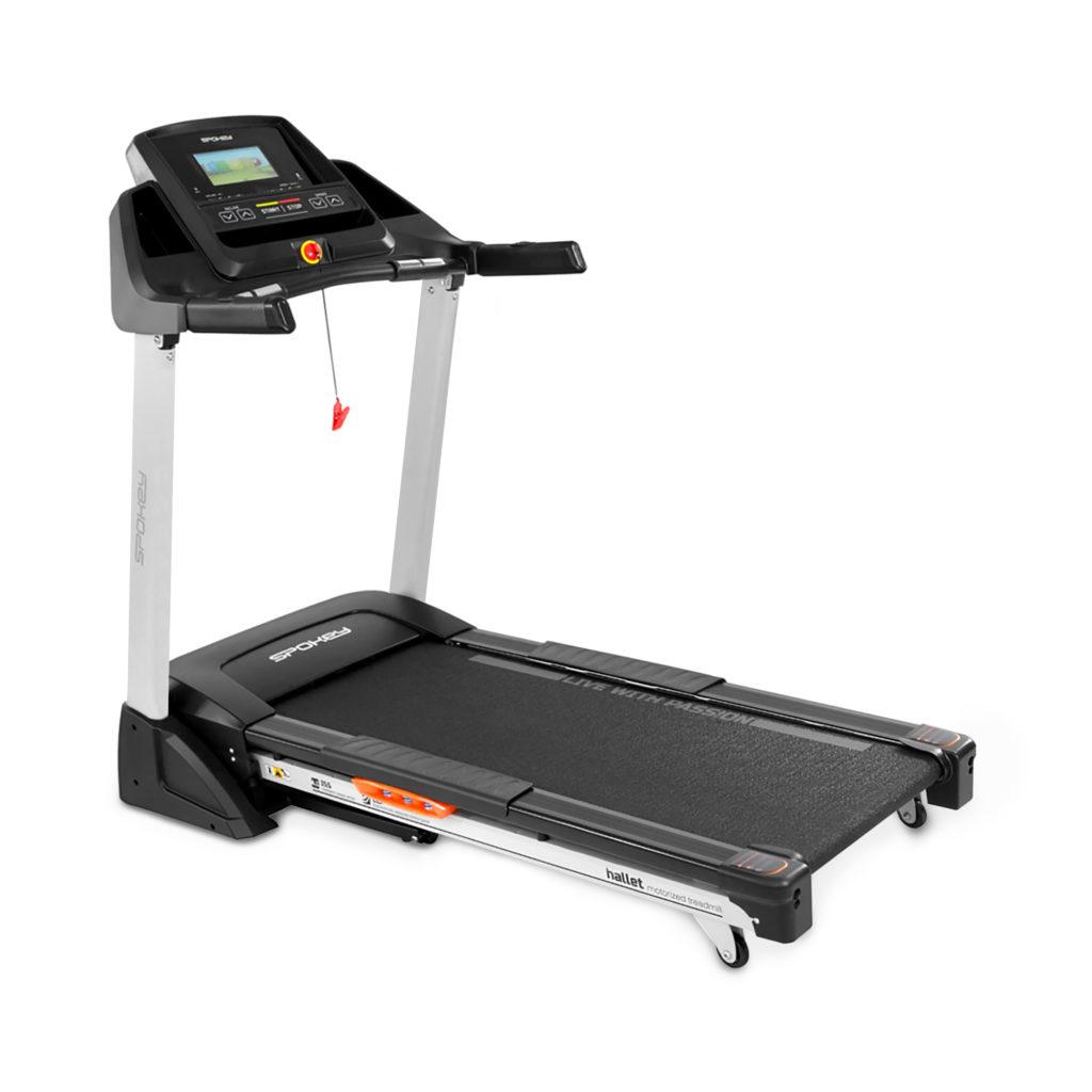 HALLET II - Electric treadmill