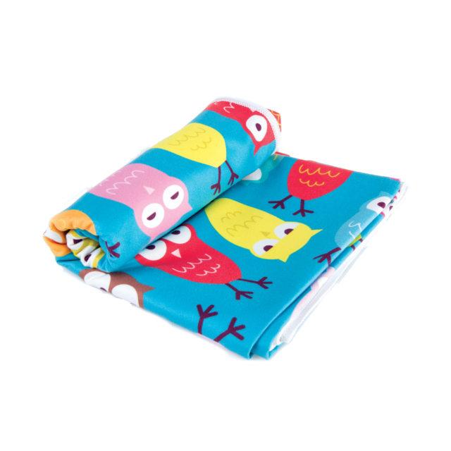 IBIZA - Rychleschnoucí plážový ručník