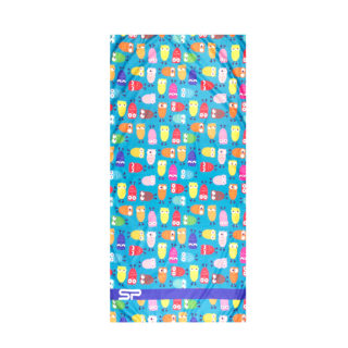 IBIZA - Quick dry beach towel