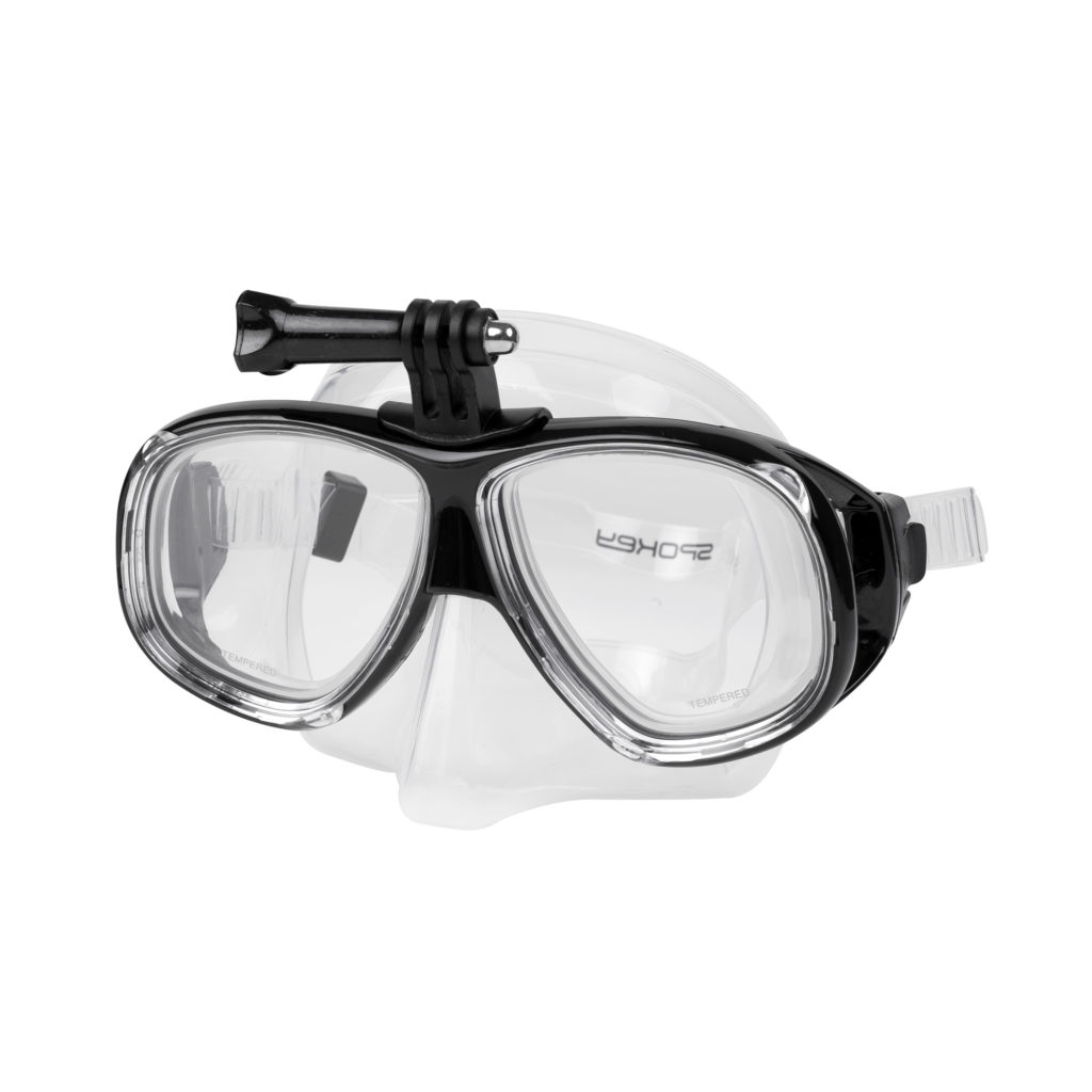 TAMUK CAMERA - Diving mask