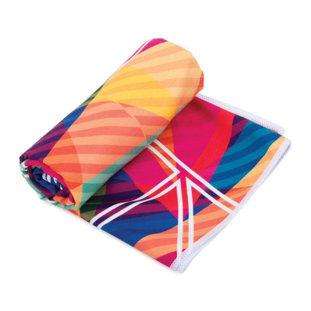 MALAGA - Rychleschnoucí plážový ručník