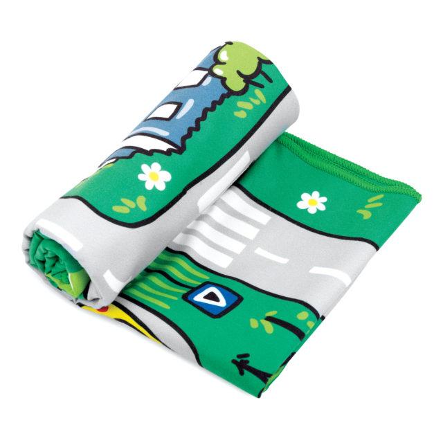 MOBILE - Rychleschnoucí plážový ručník