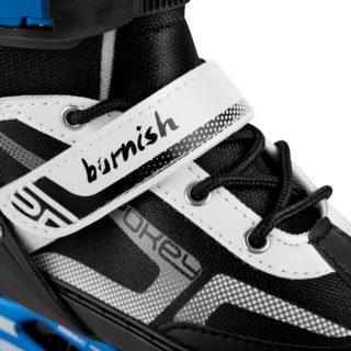 BURNISH - Regulovatelné brusle