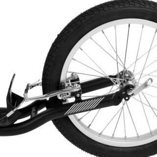 ROCKER - Koloběžka s nafukovacími koly