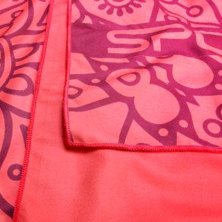 MANDALA Towel - Rychleschnoucí plážový ručník